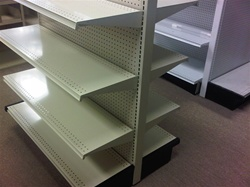 Gondola Island Shelving *NEW* - Starter Unit