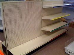 Gondola Island Shelving *NEW* - Add-On Unit